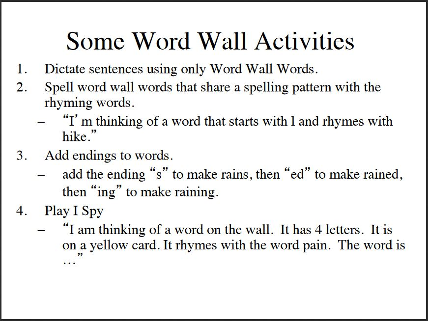 Word Identification And Decoding Literacy Instruction For Students With Significant Disabilities